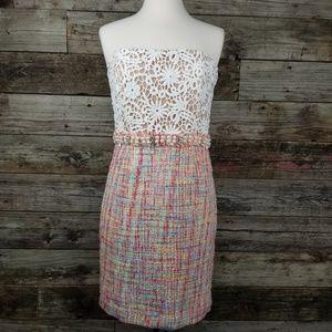 Boston proper Short Sleevless Dress 6